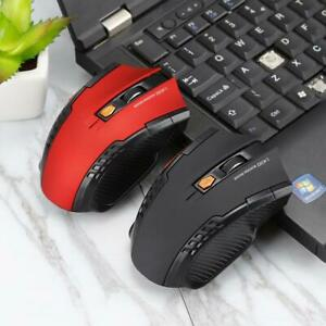 2.4G 6 Buttons 1600DPI Wireless Gaming Mouse