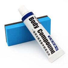 Car Auto Scratch Paint Care Body Compound Polish Scratching Paste Repair Wax Kit