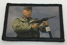 Lee Marvin Dirty Dozen Movie Morale Patch Tactical Military Flag USA Army