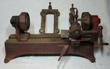 Armature Lathe Undercutter Trucut Model B 10