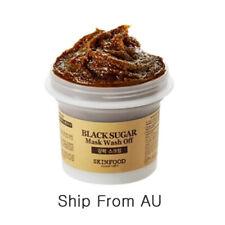 SKINFOOD Black Sugar Mask Wash Off 100 g / 3.33 oz Ship From AU