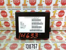 2006-2010 06 07 08 09 10 DODGE  SIRIUS SATELLITE RECEIVER MODULE 5064075AC OEM