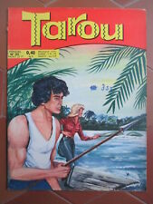 TAROU NUMERO 95 LA PAGODE AUX COBRAS  ARTIMA 1961