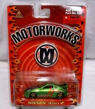 Motorworks Nissan 350Z Diecast 1:64 Scale