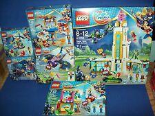 LEGO Lot DC Super Hero Girls 41230 41231 41232 41233 41234 41235 wonder woman
