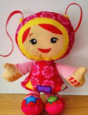 "New Nickelodeons Team Umizoomi Milli 12"" Plush Toy Kids Gift Doll"