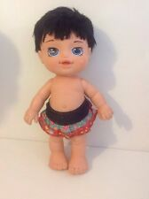 Vintage Retro Rare FAMOSA DOLL - 1979 - little girl - big eyes - great condition
