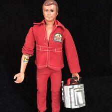 Vintage Six Million Dollar Steve Austin BIONIC MAN Action Figure Kenner Toy