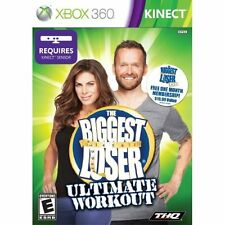 The Biggest Loser Ultimate Workout For Xbox 360 Music With Manual And 6E