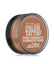 MAYBELLINE COLOR TATTOO PURE PIGMENTS EYE SHADOW 60 BUFF AND TUFF