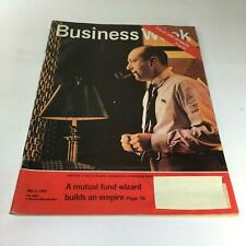 Business Week Magazine: May 3 1969 -  A Mutual Fund Wizard Builds An Empire