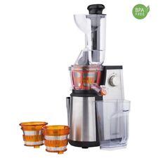 H. Koenig Juicer LENTO juice extractor 1l 3 Filtro para sorbete gruesos delgado