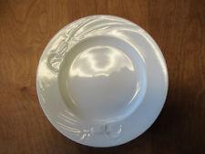 "Mikasa CLASSIC FLAIR WHITE K1991 Set of 5 Dinner Plates 10 3/4"""