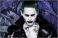 The Joker Jared Leto Suicide Squad Large Maxi Poster Art Print 91x61 cm