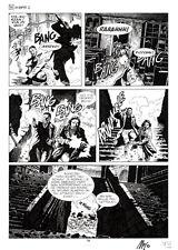 """MAJO -  Dampyr  n. 2 """" La stirpe della notte """" -  p. 79"""