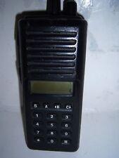 KENWOOD TK 380 RADIO W/ DTMF Keypad, Antenna,   Charger & a USD Battery