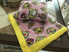Nap blanket and pillow