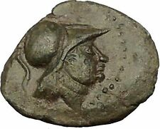 ANTIGONOS II GONATAS 277BC Pan Athena Gallic Victory Macedonia Greek Coin i54213