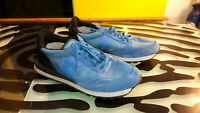 Saucony Jazz Mens Size 10.5 Good Condition Blue