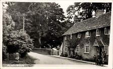 Glympton near Kiddington by Percy Simms, Chipping Norton. Motor Cycle.