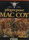 mac coy 3 PIEGES POUR MAC COY dargaud 1975 E.O.
