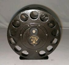 STH MR POP 3 FLY FISHING REEL NO LINE or SPOOL GOOD DRAG LIGHTLY USED IF AT ALL