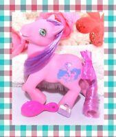 ❤️My Little Pony MLP G1 Vtg Sweet Talkin' Chatterbox Pink WORKS Talks 1991❤️