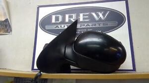Door Mirror FORD EXPEDITION Left 00 LH SIDE POWER SIGNAL BLACK