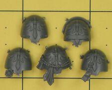 Warhammer 40K SM Dark Angels Aile De Mort commandement Terminator épaulettes (B)