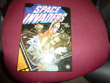 SPACE INVADERS ANNUAL - 1983 - GOOD CONDITION
