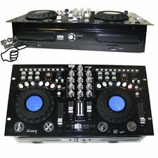 EMB - EB9005MX - NEW Professional DUAL CD/USB/SD/MP3 Mixer CDJ Scratch Player!