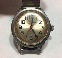 Vintage Kaltron Watch 17 Jewel Incabloc Guda Movement