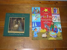 Lot of 2 Lion Christmas Favourites for the Very Young Story Hardcover Books