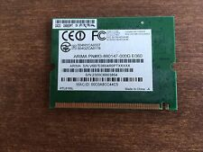 Used Gateway ARIMA 83-880147-000G E060 WiFi Mini PCI Wireless Card