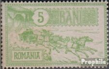 Romania 148 with hinge 1903 new Post Office