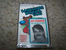 """Vintage JEFF FOXWORTHY """"The Redneck Test"""" CASSETTE TAPE 1990 Laughing Hyena NEW"""