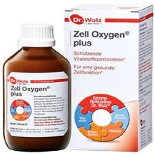 3 X DR Wolz ZELL OSSIGENO Plus 250ml (MULTIPACK)