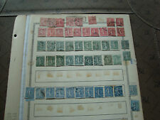 FRANCE - timbres yt n° 129 x18 130 x20 132x13  obl (br1) stamp french