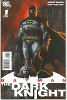 Batman : The Dark Knight #1 : DC Comics : January 2011