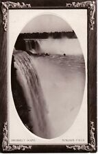 Vintage Niagara Falls Prospect Point Real Photo - Rotary Opalette Series unused