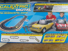 Scalextric Digital Driver slot car set