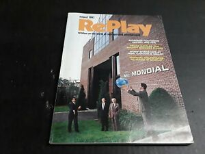 RePlay Monthly August 1993