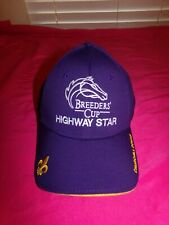 Official 2018 Breeders' Cup Baseball Cap - Churchill Downs Strapback Hat.