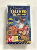Oliver and Company (VHS, 1996) SEALED