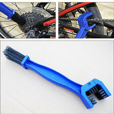 Motorbike Dirtbike Bicycle Motocross Chain Grunge Brush Cleaner Oil Dirt Remover
