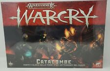 Warhammer Age of Sigmar 111-68 WarCry: Catacombe SEALED GW NEW