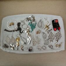A Good Selection of Earrings, Rings and Oddments
