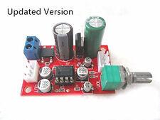 DC10-15V 12 V NE5532 OP Amp Hifi Amplificateur preamp board Signal Amplification K