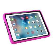 360 Rotating Kickstand Hand strap Case Cover Hybrid Box For Apple iPad Mini 4