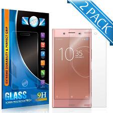 2x Tempered Glass Film Screen Protector for LG G6 Gorilla Premium UK